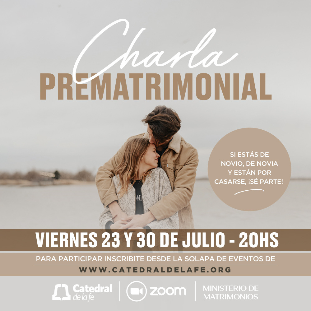 Charlas Prematrimoniales
